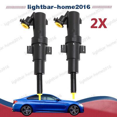 E46-61678362823 Gicleur de Lave Phare Avant Gauche ou Droit BMW Série 3