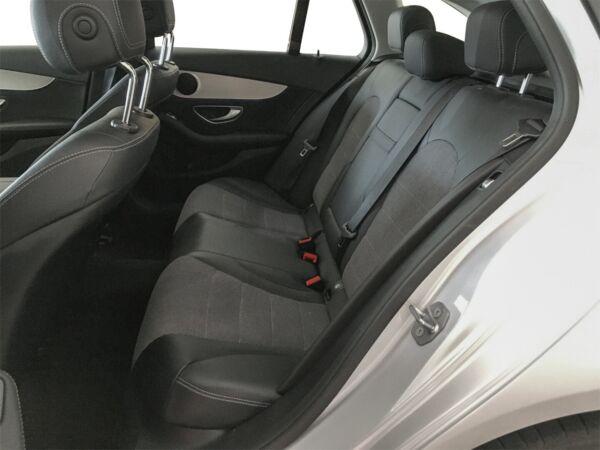 Mercedes C220 d 2,2 AMG Line stc. aut. billede 6
