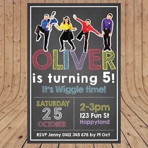Personalised-WIGGLES-Kids-Party-Birthday-Invites-Invitations-DIGITAL-YOU-PRINT
