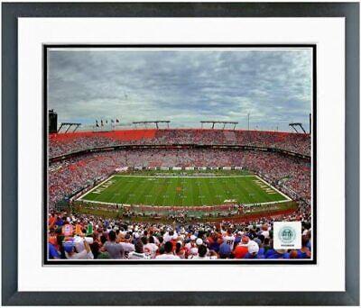 Framed Michigan State Spartans Stadium Photo Size: 12.5 x 15.5