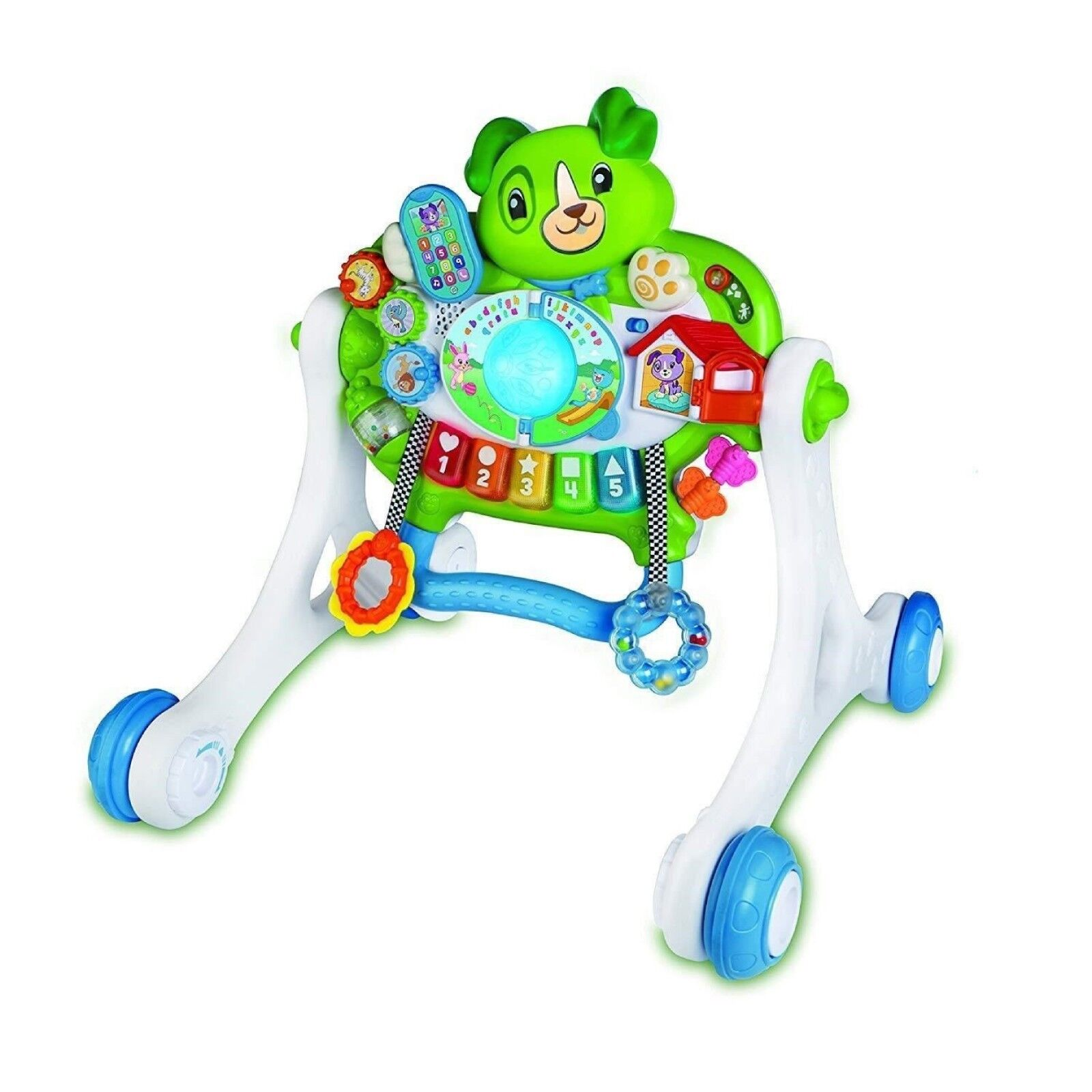 Leapfrog Scout's Get Up & Go Activity Centre Christmas Gift Present