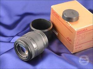 Yashica / Contax Mount Sigma UC AF 70-210mm f4.5-5.6 Zoom - Excellent - 9331