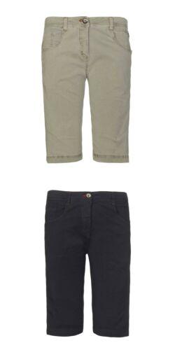 navy Killtec New in misto cotone blu Pantaloni beige Capri Farrana rYgr8