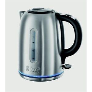 Swan 1.7 litre rouge pichet bouilloire sans fil électrique eau bouillir thé café cuisine