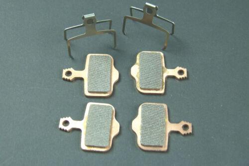 2x SRAM Avid Elixir R,CR,3,5,7,9 SRAM XO XX  Bremsbeläge metallisch gesintert