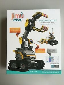 UBTECH JIMU Robot Builderbots Kit / Open Box