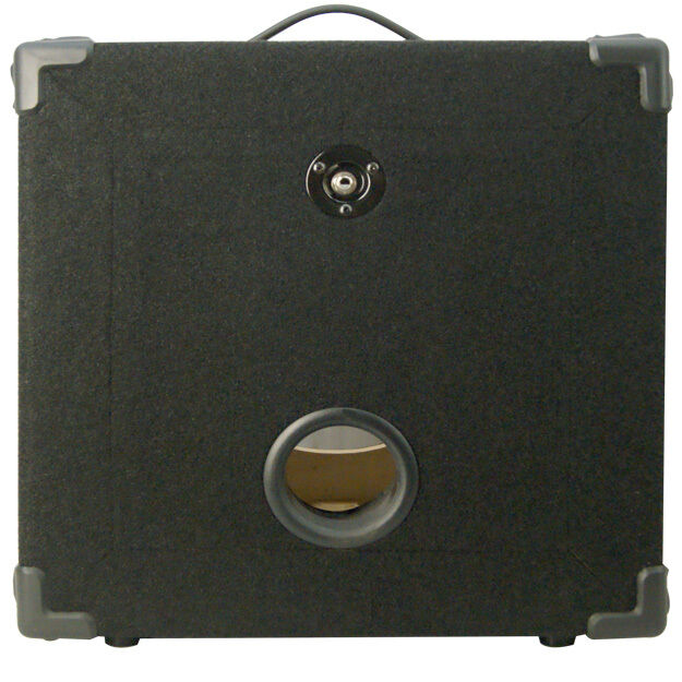 1x12 Bass Guitar Compacto vacía del altavoz altavoz altavoz de Alfombra Negra Acabado minibg112-bc 5115b4