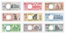 Poland / Polen 2018 - Banknotes never put into circulation - the Polish cities