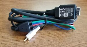 GENUINE-SONY-VMC-MHC2-HD-OUTPUT-ADAPTER-CABLE-EXCELLENT-USED