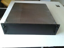 3U Aluminum/Stainless Steel Chasis Enclosure for DIY (L440x465xH132mm) Amp case