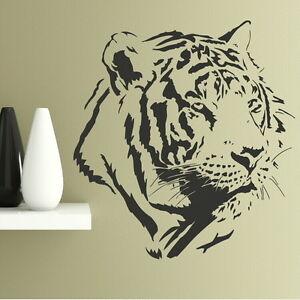 White-Tiger-Big-Cat-Transfer-Removable-Art-Decor-Big-Cat-Wall-Stickers-CA2