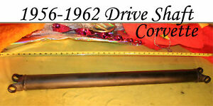 Corvette-Parts-1958-1957-1956-1961-1962-1959-1960-Drive-Shaft-Great-Condition