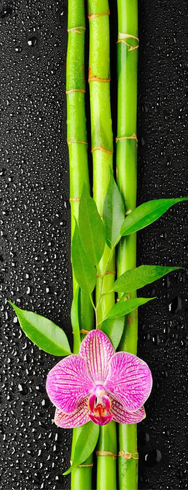 Adhesivo Trampantojo Trampantojo Flor Bambú 100x200cm 402