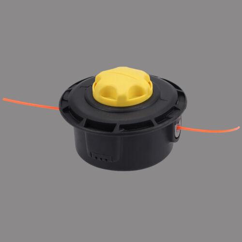 2pcs Trimmer Head For Toro Ryobi Reel RAC115 String Bump Head Strimmer Line