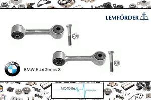 2x Lemförder Pendelstütze Koppelstange Stabi Vorderachse BMW e46 /& e85 Z4