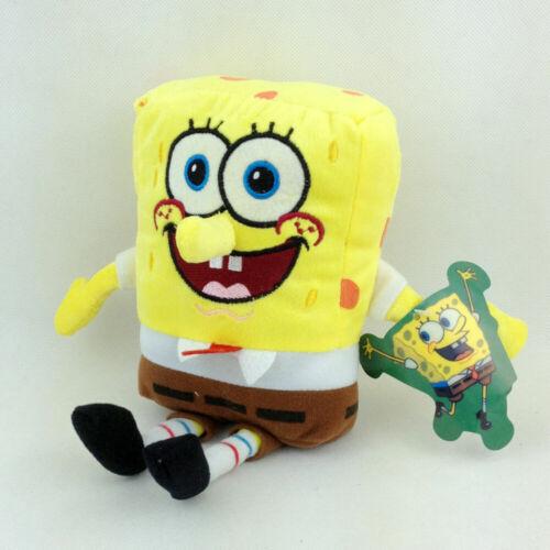 "SpongeBob Squarepants Yellow Sea Sponge Soft Plush Toy Stuffed Animal Figure 7/"""