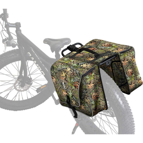 Mossy Oak Obsession Rambo Bikes R164 Bicycle Waterproof Saddle Luggage Bag