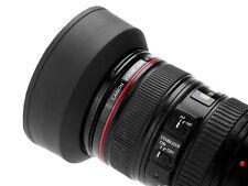 58mm 3-STAGE Pieghevole in Gomma Cappuccio per lente con 58mm filettatura UK venditore!!!