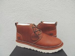 1051789888d Details about UGG NEUMEL PINNACLE HORWEEN LEATHER CHUKKA ANKLE BOOTS, MEN  US 12/ EUR 45 ~NIB