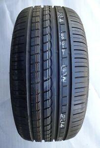 1-pneus-d-039-ete-Pirelli-P-Zero-Rosso-Asimm-255-40-r19-96-W-Neuf-s41