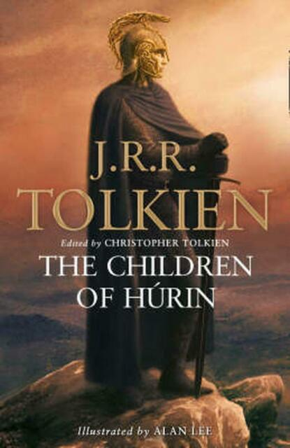 The Children of Hurin by J.R.R. Tolkien Paperback Book