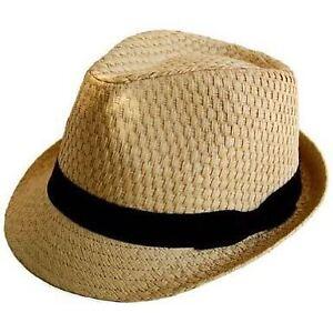 JFH-Tweed-Straw-Cuban-Style-Fedora-Various-Colors