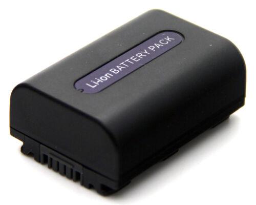 NP-FH40 Batería Para Sony DCR-SR65 DCR-SR67 DCR-SR72 DCR-SR75 DCR-SR77 DCR-SR82