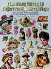 Dover Pictorial Archive: Full-Color Victorian Vignettes and Illustrations for Artists and Craftsmen : 344 Antique Chromolithographs (1984, Paperback)