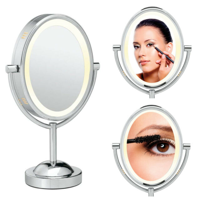 Conair Double Sided Lighted Makeup Mirror Replacement ...