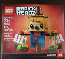 LEGO BrickHeadz Scarecrow 40352  In Hand New Factory Sealed Retired And Sold Out