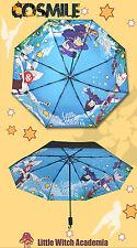 Limit Little Witch Academia Magic Ojamajo Sun Rain Folding Umbrella Sa