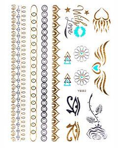 Orientalischer Wohnstil Materialien Muster 5