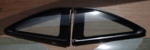 Nissan Silvia s14 s14a OEM Rear Side Quarter Glass SET 200sx 240sx Kouki Zenki