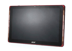 ACER-ICONIA-TAB-10-A3-A40-64GB-Speicher-10-034-Tablet-IPS-Display-Rot-E3570