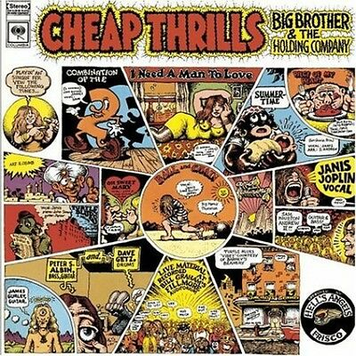 Cheap Thrills - Janis Joplin (1999, CD NEU)
