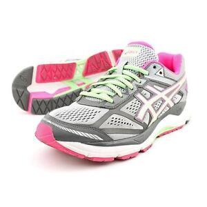41385f27b1 ASICS Gel-foundation 12 Women US 8 Gray Running Shoe Pre Owned 1825 ...