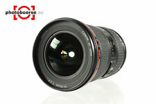 Canon EF 16-35mm f/2, 8 L II USM