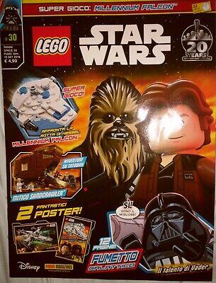 Panini Space Minifigure Rivista LEGO STAR WARS N° 4 Edizione Italiana