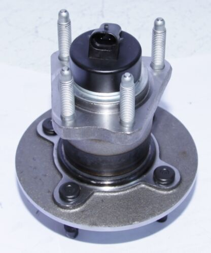 Rear Wheel Hub 03-07 Saturn Ion-3 Base Sedan//Coupe FWD Rear Drum 4Wheel ABS