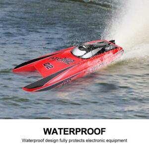 Volantex-V792-4-70cm-ATOMIC-2-4Ghz-Brushless-RTR-60-km-h-Racing-Boat-RC-Toy-Red