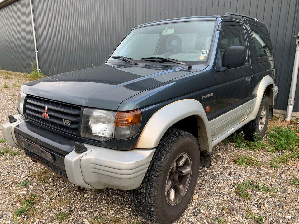 Mitsubishi, Pajero, 3,0 V6 24V GLX