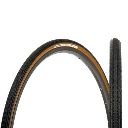 Panaracer Gravelking Semi Slick Tlc Faltbarer Reifen 700x28C Schwarz//Braune
