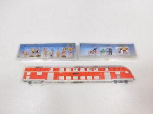 CN123-0-5-2x-Faller-H0-1-87-Figuren-Sets-151025-151030-Plage-Mint-Box