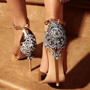 8801be94 Zapatos De Mujer Tacón Alto Tacones De Moda Elegantes Casuales Para ...