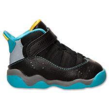 304e5f4a15b529 item 1 Nike Jordan Toddler TD baby shoes Retro 6 Ring phase mid flex Black  Red White -Nike Jordan Toddler TD baby shoes Retro 6 Ring phase mid flex  Black ...