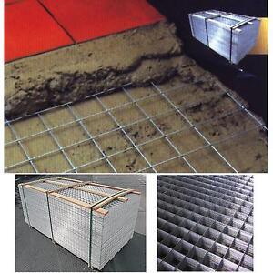 Rete elettrosaldata zincata per massetto pavimenti for Piastrelle 200x100