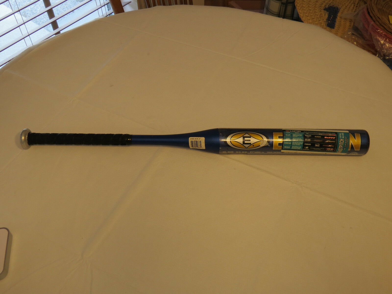 Easton Fastpitch-10 youth softball bat SX40B 30  20 oz 2 1 4  barrel Reflex Ext