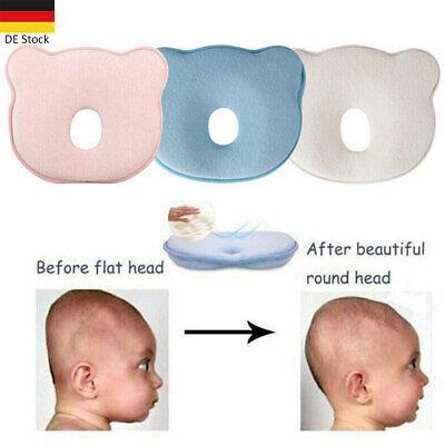 Sei Design Orthopädisches Babykissen gegen Verformung /& Plattkopf