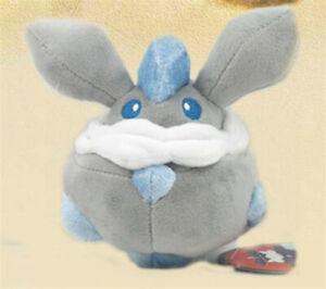 """5.5/"""" Cute Pokemon Carbink niños juguete suave felpa muñeca de juguete de peluche regalo de cumpleaños nuevo"""