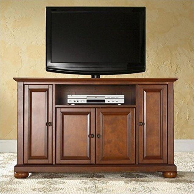 Exceptionnel Crosley FurnitureCrosley Furniture Alexandria 48 Inch TV Stand, Classic  Cherry